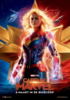Captain Marvel In De Bioscoop Trailer Tijden Tickets Pathé
