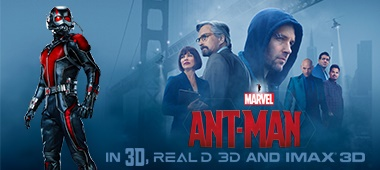 Ant-Man - prijsvraag & tickets