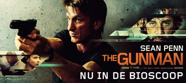 The Gunman - Prijsvraag & tickets