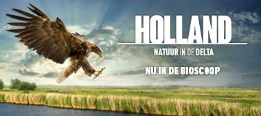 Holland, Natuur in de Delta