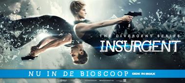 Divergent Series: Insurgent - Prijsvraag & tickets