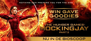 The Hunger Games - prijsvraag & tickets