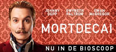 Mortdecai - Prijsvraag & tickets