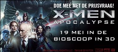 X-Men: Apocalypse - prijsvraag