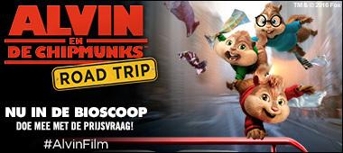Alvin en de Chipmunks - prijsvraag en tickets