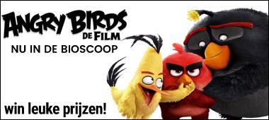 Angry Birds winactie