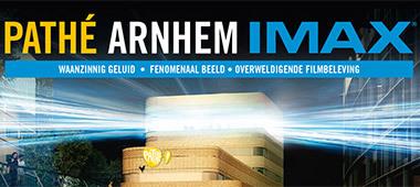 Beleef IMAX bij Pathé Arnhem