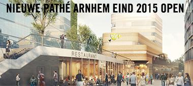 Nieuwe Pathé Arnhem eind 2015 open