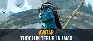 Avatar is terug in IMAX!