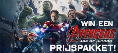 The Avengers - Prijsvraag & tickets