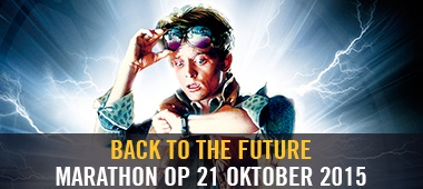 Back to the Future Marathon - tickets