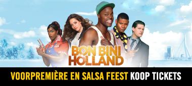 Voorpremière Bon Bini Holland Groningen