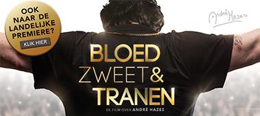 Première - Bloed, Zweet en Tranen