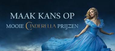 Cinderella: Prijsvraag & tickets