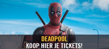 Deadpool - eerste tickets
