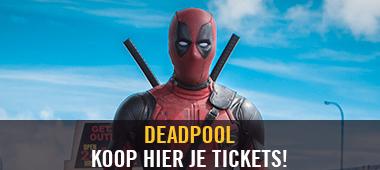 Deadpool - eerste tickets