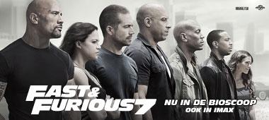 Fast & Furious 7 - Prijsvraag & tickets