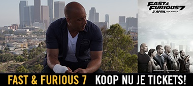 Fast & Furious 7 - eerste tickets