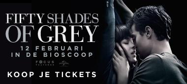 Fifty Shades of Grey - Prijsvraag & tickets