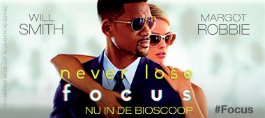 Focus - Prijsvraag & tickets