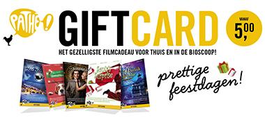 Pathé Giftcard