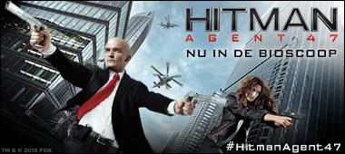 Hitman: Agent 47 - prijsvraag & tickets