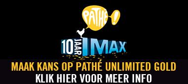 IMAX: al 10 jaar bij Pathé