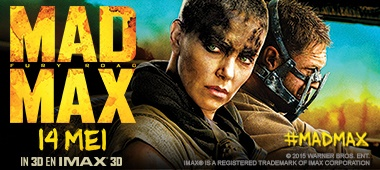 Mad Max: Fury Road - prijsvraag & tickets