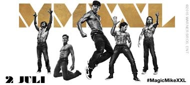 Magic Mike XXL - prijsvraag & tickets