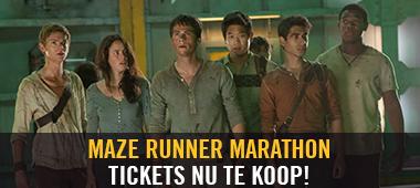Maze Runner Marathon