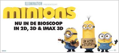 Minions - Prijsvraag & tickets