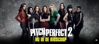 Pitch Perfect 2 - Prijsvraag & tickets