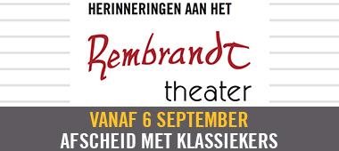 Herinneringen aan het Rembrandt theater