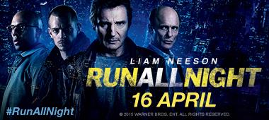 Run All Night - prijsvraag & tickets