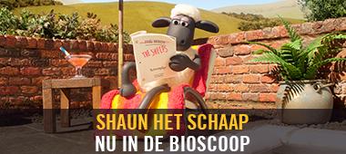 Shaun het Schaap - nu in de bioscoop