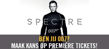 Spectre - I Am 007