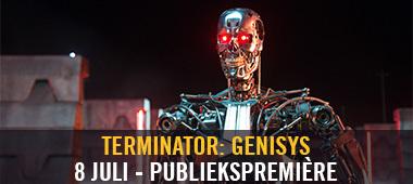 Publiekspremière Terminator: Genisys