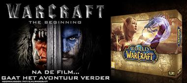 Warcraft actie