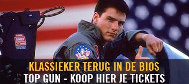 Klassieker terug in de bios: Top Gun