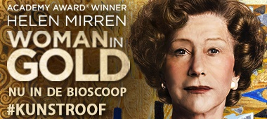 Woman in Gold - prijsvraag & tickets