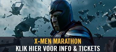 X-Men Marathon