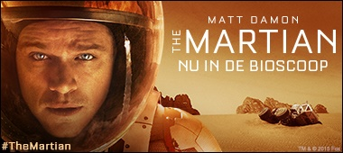 The Martian - Prijsvraag & Tickets