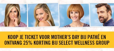 Moederdag met Mother's Day