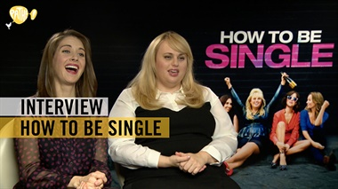 How To Be Single - interview