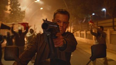 Jason Bourne - trailer 1