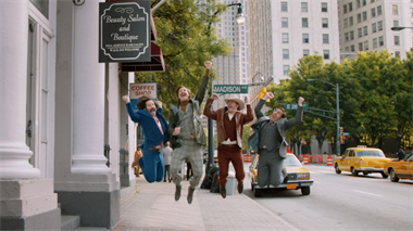 Anchorman: The Legend Continues - trailer