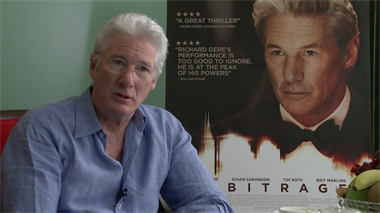 Arbitrage - interview: Richard Gere
