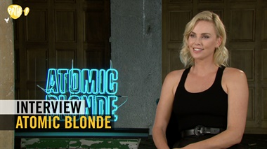 Atomic Blonde - interview