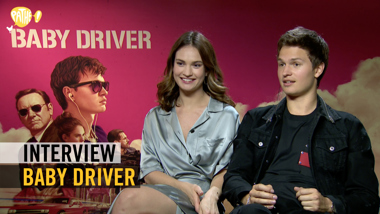 Baby Driver - interview