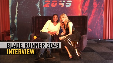 Blade Runner 2049 - interview Sylvia Hoeks